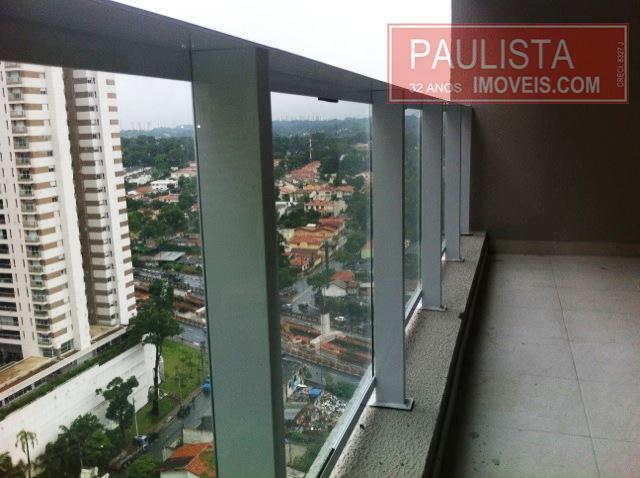 Apto 1 Dorm, Campo Belo, São Paulo (AP6569) - Foto 5