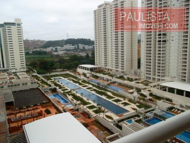 Sala, Chácara Santo Antônio (zona Sul), São Paulo (SA0315) - Foto 1