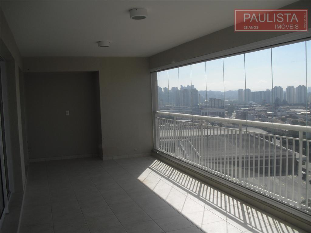 Apartamento residencial à venda, Parque Santo Amaro, São Paulo.