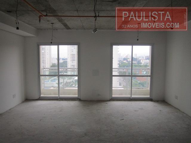 Sala, Chácara Santo Antônio (zona Sul), São Paulo (SA0356) - Foto 1