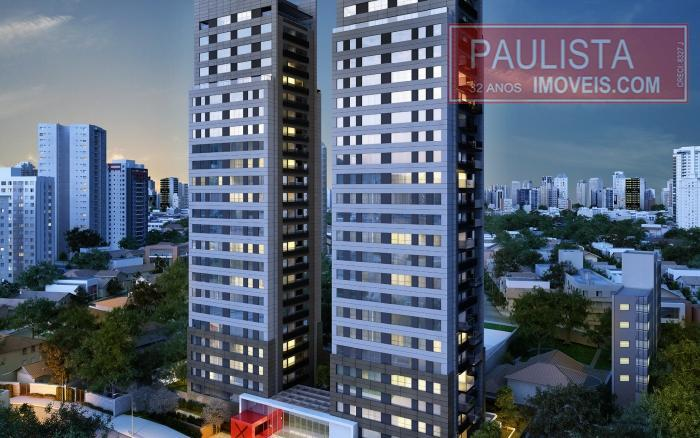 Apto 1 Dorm, Brooklin, São Paulo (AP7140)