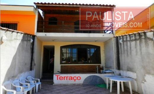 Casa 3 Dorm, Jardim Prudência, São Paulo (SO0843) - Foto 2