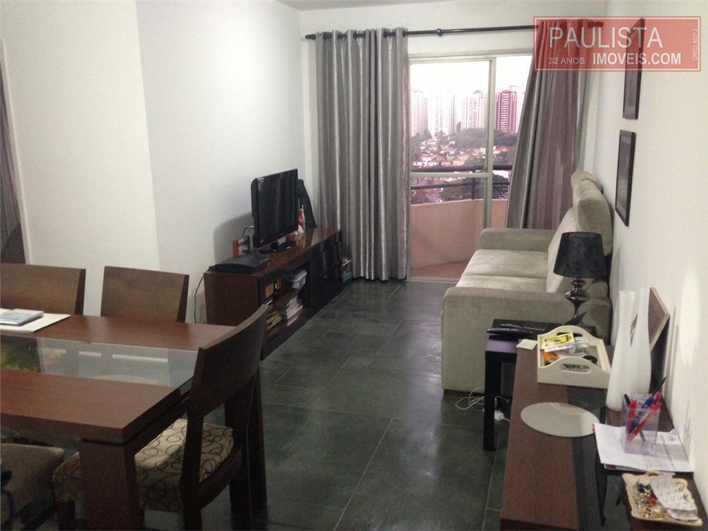 Paulista Imóveis - Apto 1 Dorm, Brooklin (AP7466)