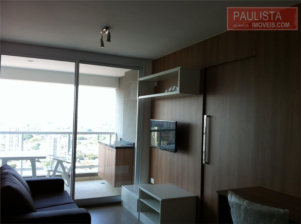 Apto 1 Dorm, Brooklin, São Paulo (AP7471)