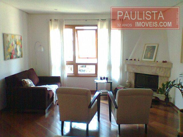 Casa 4 Dorm, Alto da Boa Vista, São Paulo (CA0744) - Foto 2