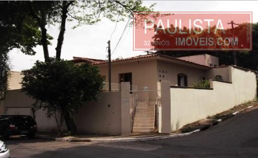 Casa 4 Dorm, Jardim Prudência, São Paulo (SO0965)
