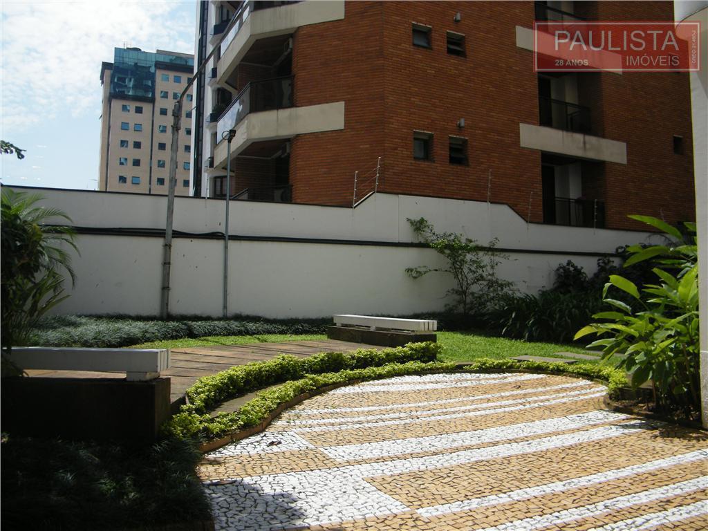 Apto 3 Dorm, Moema, São Paulo (AP8014) - Foto 3