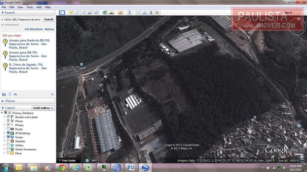 Terreno, Recanto da Floresta, Itapecerica da Serra (TE0201) - Foto 3