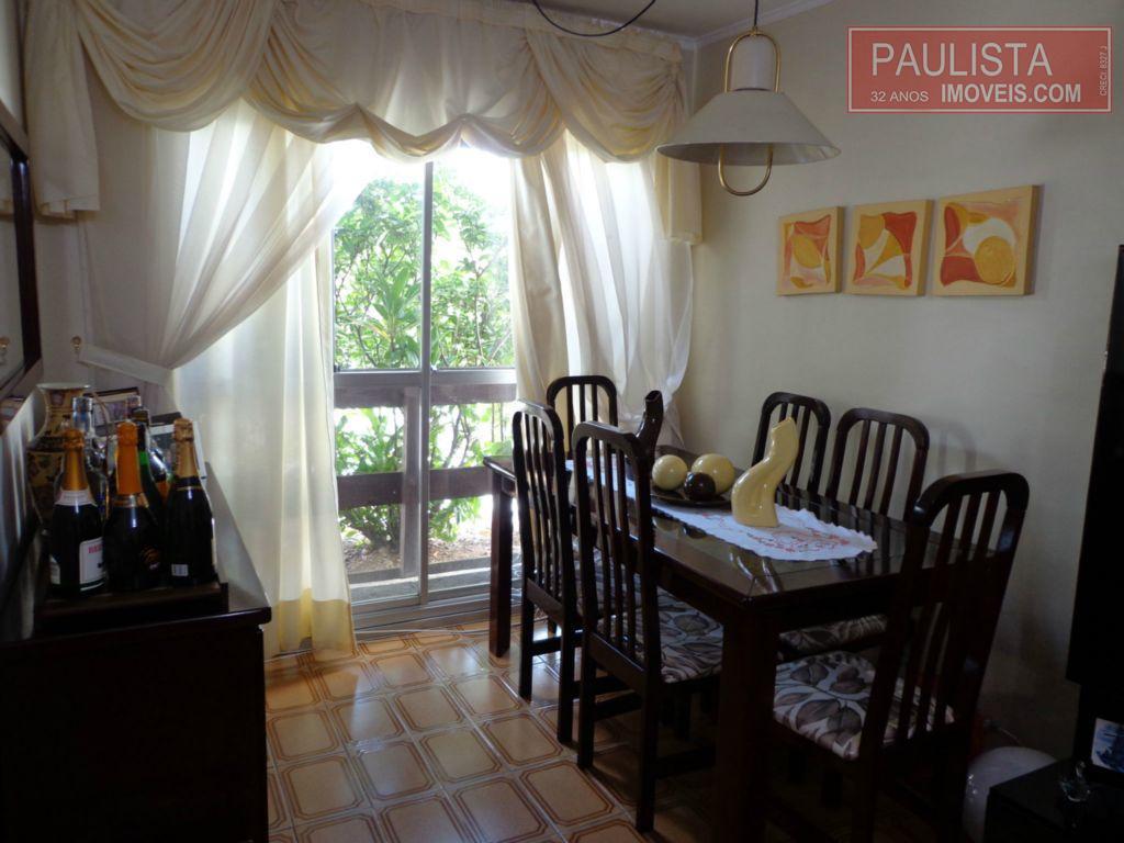 Paulista Imóveis - Apto 2 Dorm, Jabaquara (AP8143)