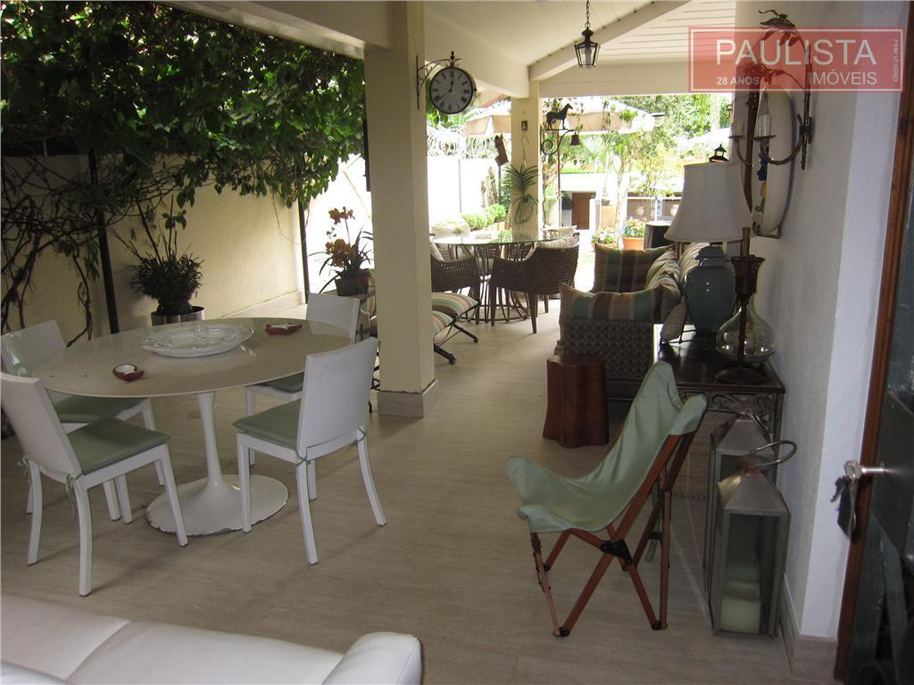 Casa 4 Dorm, Brooklin Paulista, São Paulo (SO0850) - Foto 15
