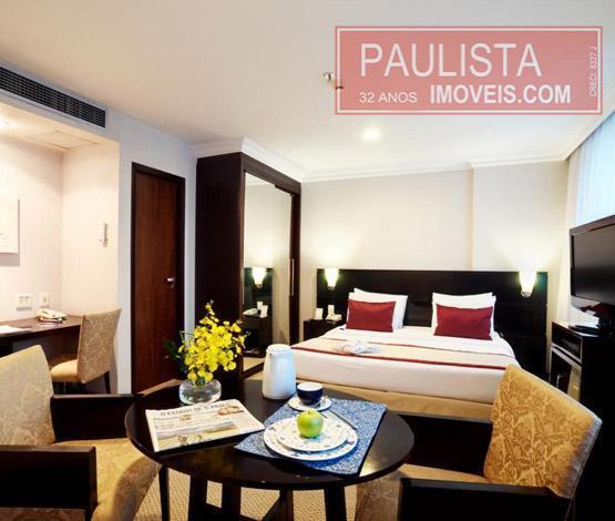 Flat 1 Dorm, Vila Olímpia, São Paulo (FL0113) - Foto 4