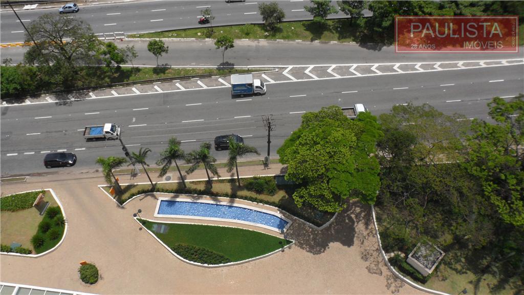 Sala, Chácara Santo Antônio (zona Sul), São Paulo (SA0469) - Foto 4