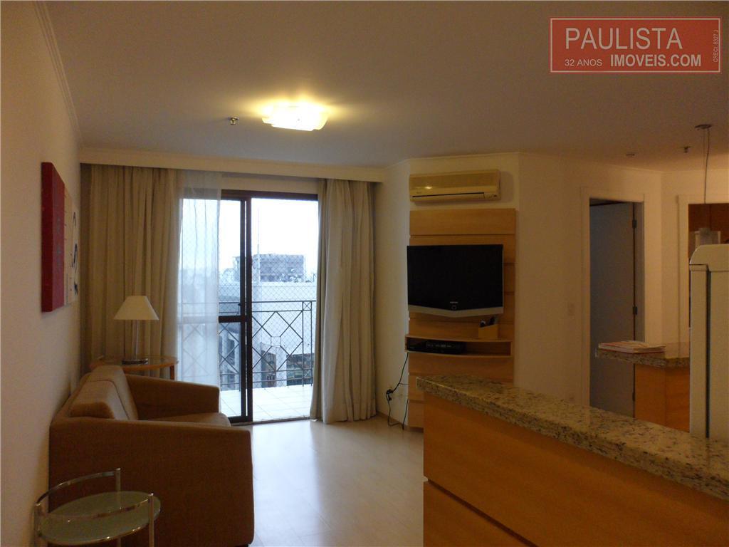 Flat 2 Dorm, Vila Olímpia, São Paulo (FL0114) - Foto 8