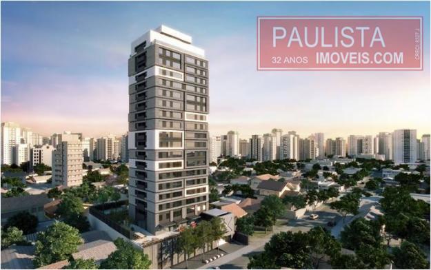 Paulista Imóveis - Apto 1 Dorm, Campo Belo