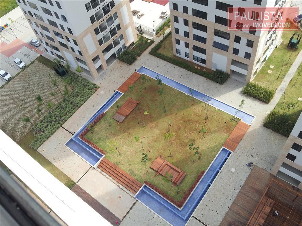 Apto 2 Dorm, Santo Amaro, São Paulo (AP7399) - Foto 8