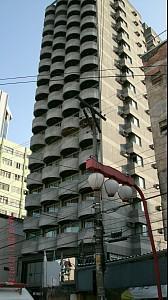 Paulista Imóveis - Flat 1 Dorm, Liberdade (FL0115)