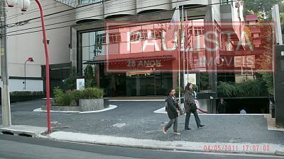 Paulista Imóveis - Flat 1 Dorm, Liberdade (FL0115) - Foto 2