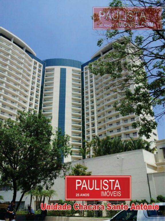 Sala, Chácara Santo Antônio (zona Sul), São Paulo (SA0495) - Foto 3