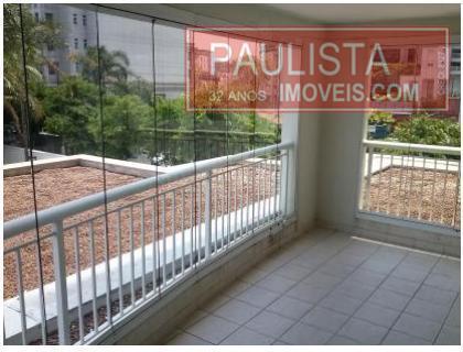 Apto 2 Dorm, Brooklin, São Paulo (AP8691) - Foto 3