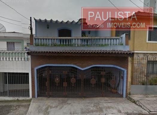 Casa 3 Dorm, Vila Parque Jabaquara, São Paulo (SO1069)