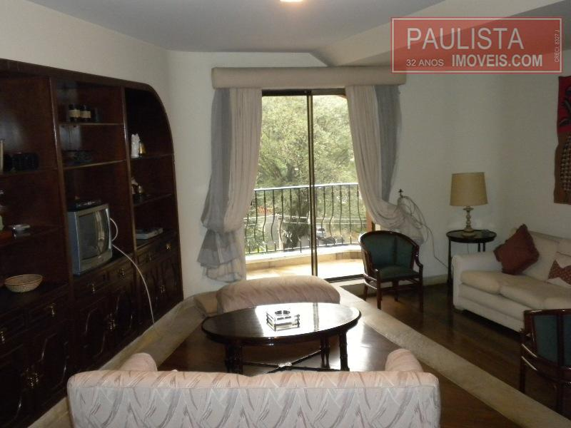 Flat 3 Dorm, Jardim Paulista, São Paulo (FL0117)