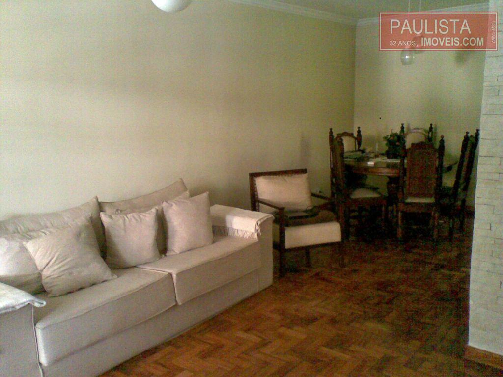 Casa 2 Dorm, Campo Grande, São Paulo (SO1085) - Foto 2