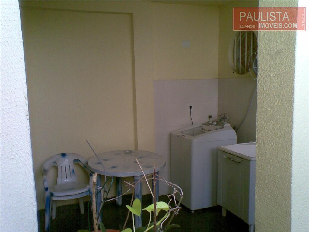 Casa 2 Dorm, Campo Grande, São Paulo (SO1085) - Foto 9