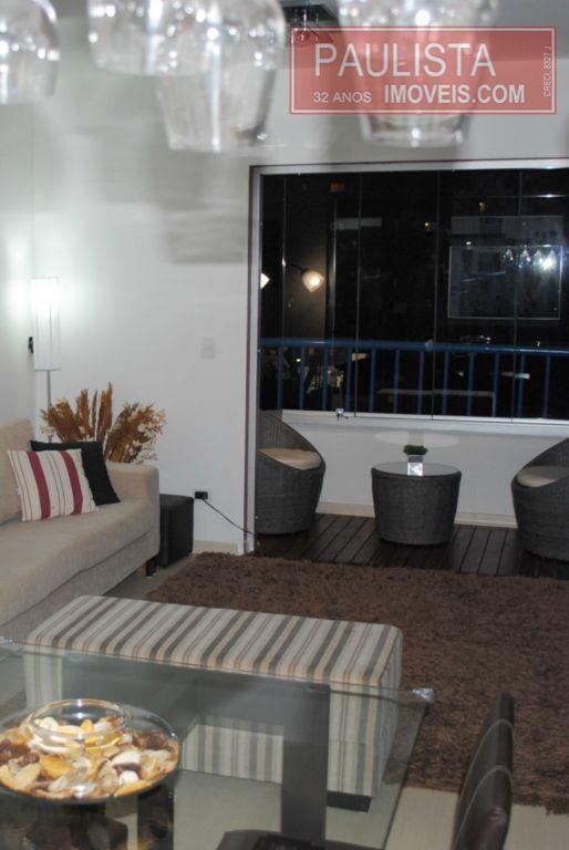Apto 2 Dorm, Campo Belo, São Paulo (AP9163)