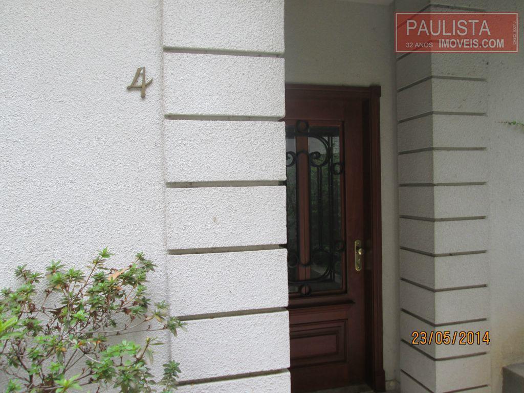 Casa 4 Dorm, Brooklin Paulista, São Paulo (SO1120)