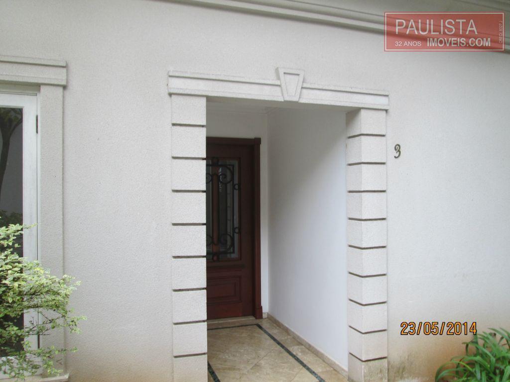 Paulista Imóveis - Casa 4 Dorm, Brooklin Paulista