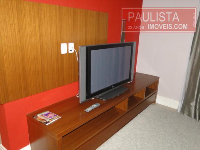 Apto 1 Dorm, Brooklin, São Paulo (AP9242)