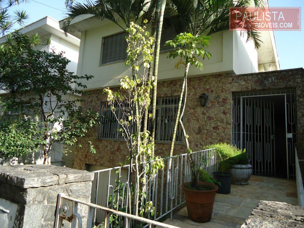 Casa 6 Dorm, Campo Belo, São Paulo (SO1165)