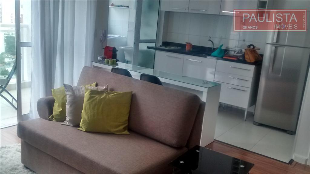 Apto 2 Dorm, Campo Belo, São Paulo (AD0051) - Foto 18
