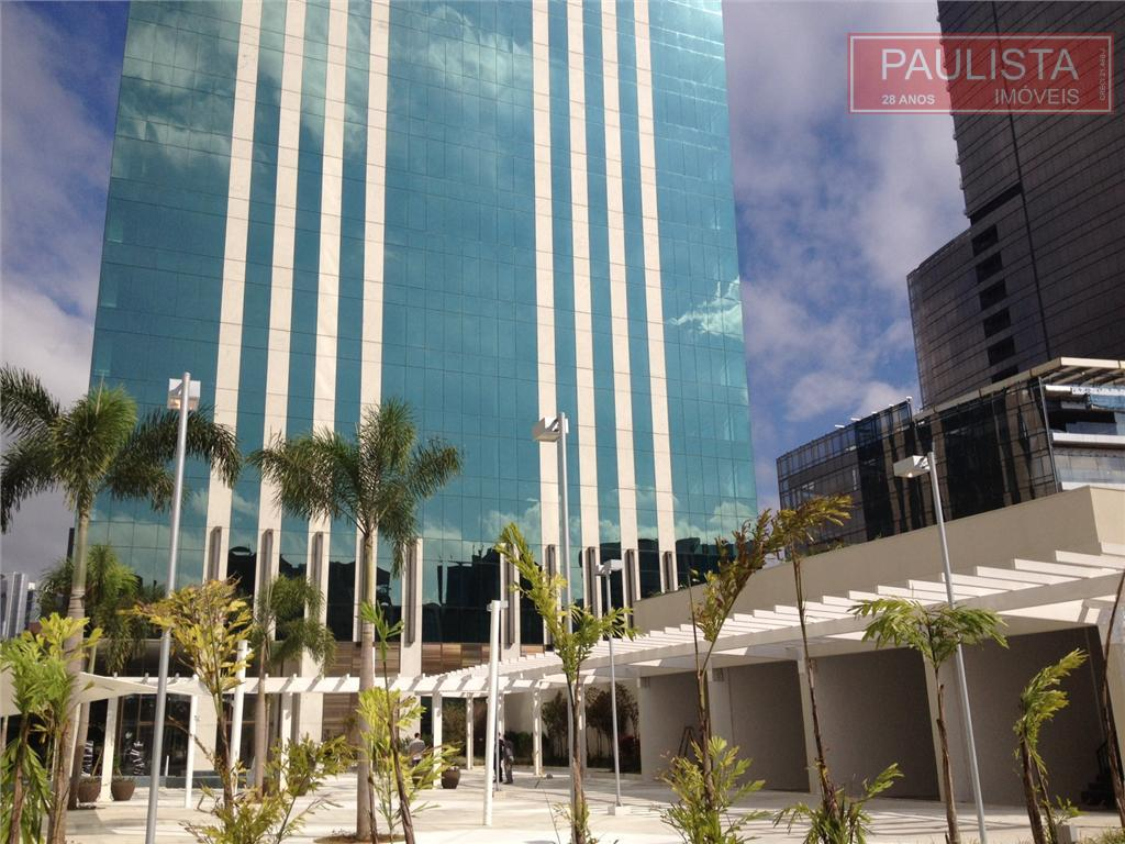Paulista Imóveis - Sala, Brooklin, São Paulo
