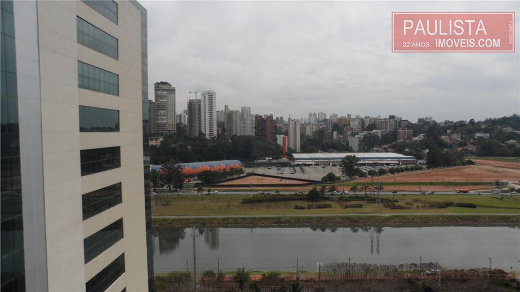 Sala, Chácara Santo Antônio (zona Sul), São Paulo (SA0676) - Foto 10
