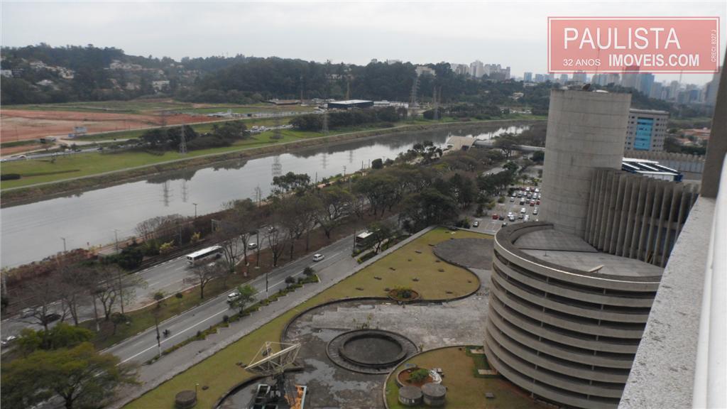 Sala, Chácara Santo Antônio (zona Sul), São Paulo (SA0676) - Foto 18