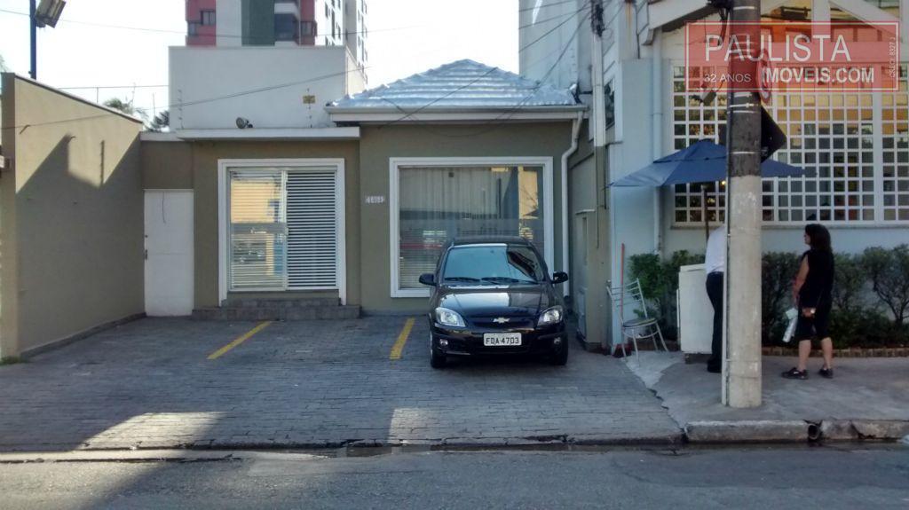 Paulista Imóveis - Casa, Moema, São Paulo (CA0967)