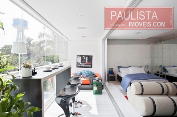 Apto 1 Dorm, Brooklin, São Paulo (AP10047) - Foto 10