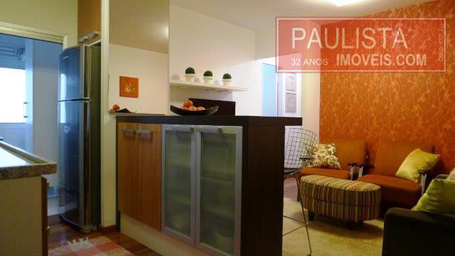 Apto 1 Dorm, Campo Belo, São Paulo (AP10095)