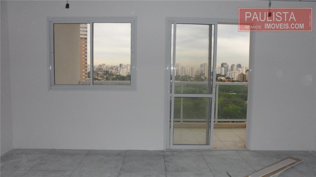 Paulista Imóveis - Sala, Brooklin, São Paulo - Foto 4
