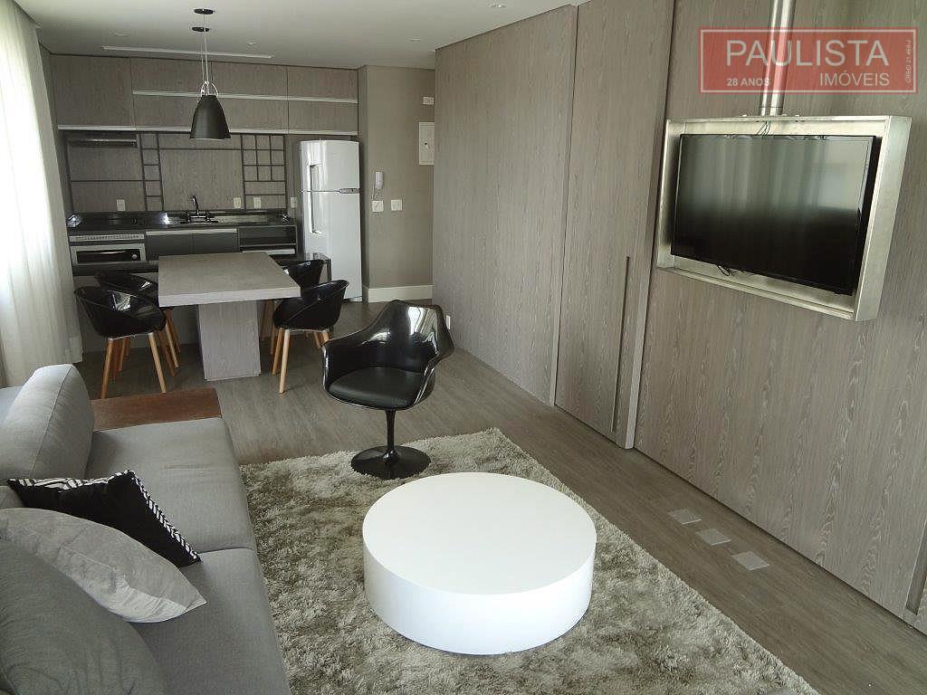 Im�vel: Paulista Im�veis - Loft 1 Dorm, Itaim Bibi