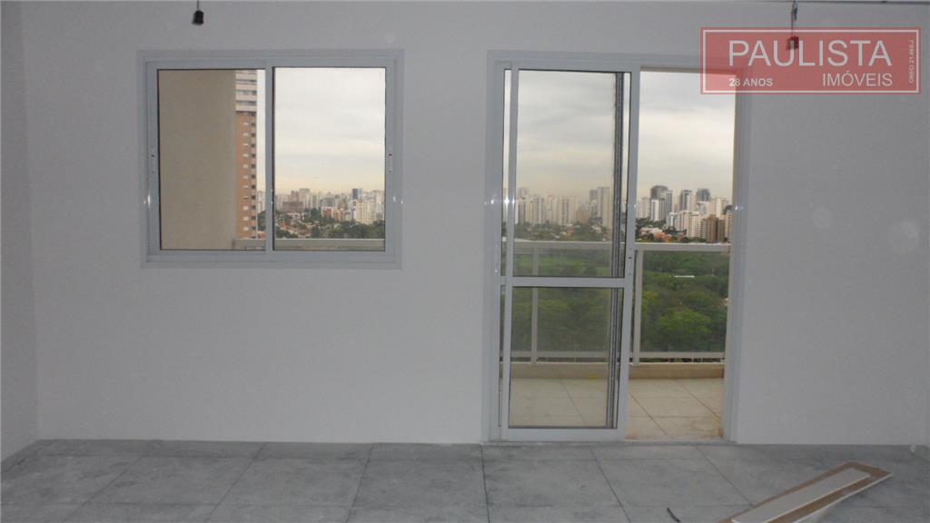 Sala, Brooklin, São Paulo (SA0753) - Foto 7