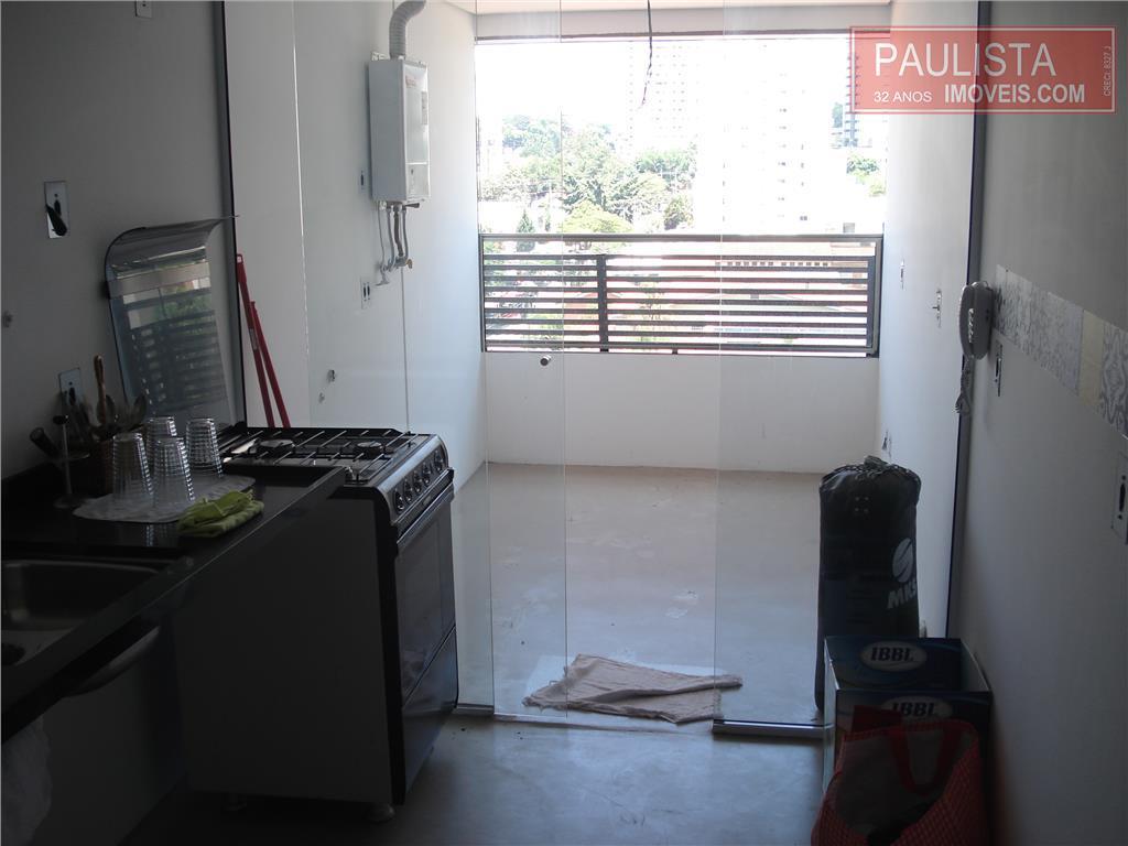 Apto 1 Dorm, Campo Belo, São Paulo (AP10277) - Foto 5