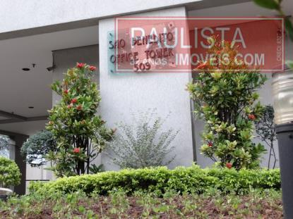 Sala, Santo Amaro, São Paulo (CJ0364) - Foto 3