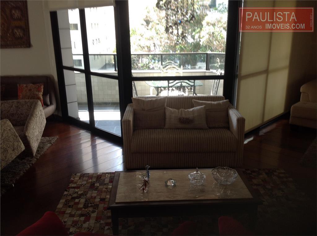 Paulista Imóveis - Apto 3 Dorm, Moema, São Paulo