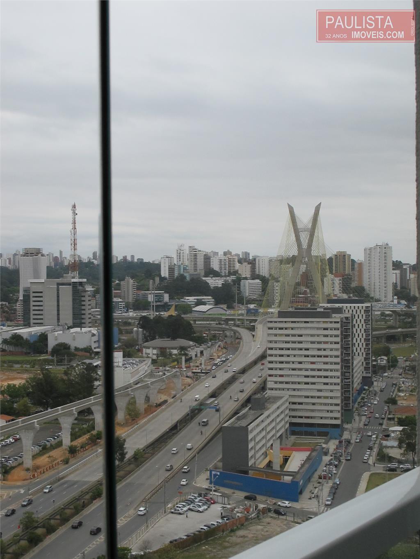 Apto 1 Dorm, Brooklin, São Paulo (AP10293) - Foto 16