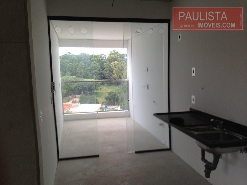 Apto 1 Dorm, Brooklin, São Paulo (AP7140) - Foto 12