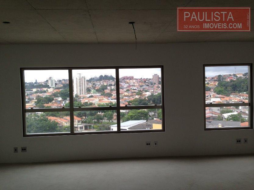 Apto 1 Dorm, Brooklin, São Paulo (AP7140) - Foto 2