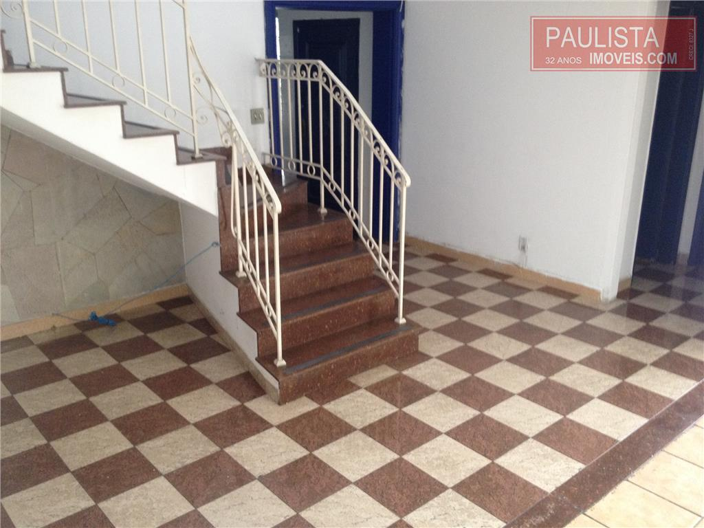 Casa 1 Dorm, Moema, São Paulo (CA1007) - Foto 3