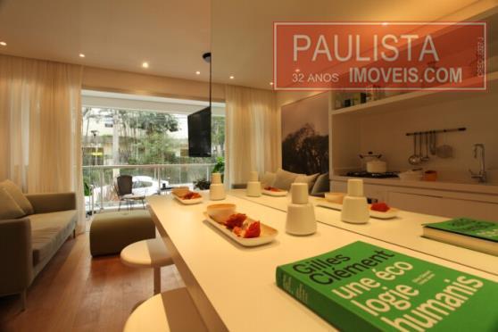 Paulista Imóveis - Apto 1 Dorm, Brooklin Paulista - Foto 2